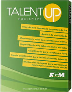 TALENT UP EXCLUSIVE